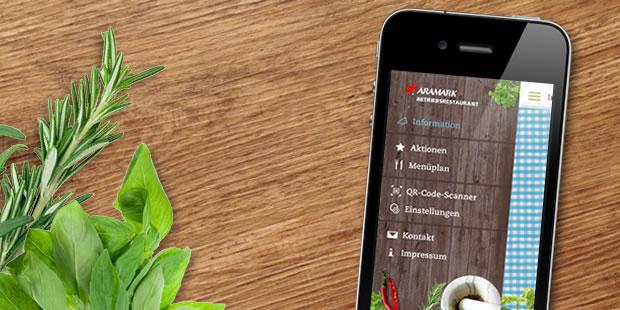 ARAMARK App